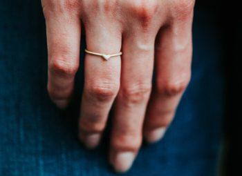 Fairtade Gold, Freundschaftsring, grüngold, Fair Trade Gold , Fair Trade Schmuck,