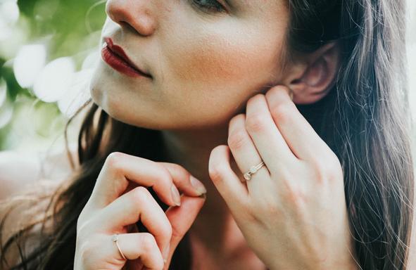 Fairtrade Verlobungsringe, Verlobungsring, Gelbgoldring, Ansteckring, Zusteckring, grüngold, Brillantring, Brillantring, Verlobungsring, Trauring,