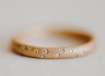 sarah mia Fair Trade Trauringe und Verlobungsringe