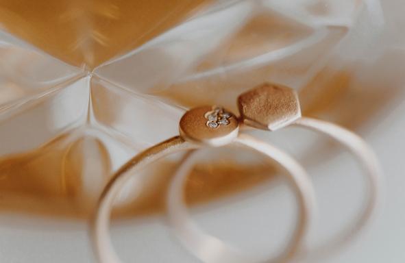 Fairtrade Verlobungsringe, Verlobungsring, Weißgoldring,